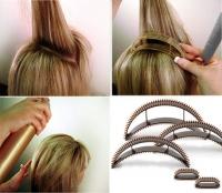 Набор заколок для увеличения объема волос (5 шт.)