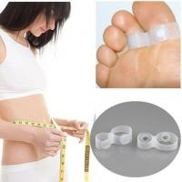 Двойное силиконовое магнитное кольцо для похудения