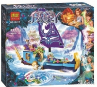 Конструктор Bela Fairy Корабль Наиды (10411) 311 д